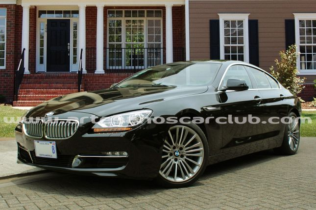 BMW 650i Gran Coupé V8 (449 Hp) – 2014