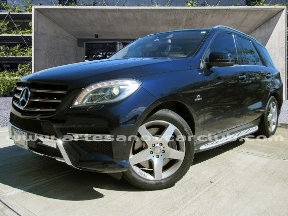 MERCEDES BENZ ML 500 – V8 (408 Hp) – 2013.