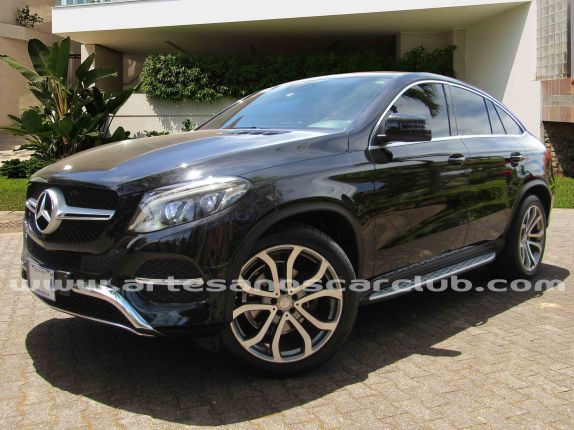 MERCEDES BENZ GLE COUPÉ – 350d – 4MATIC – 2017