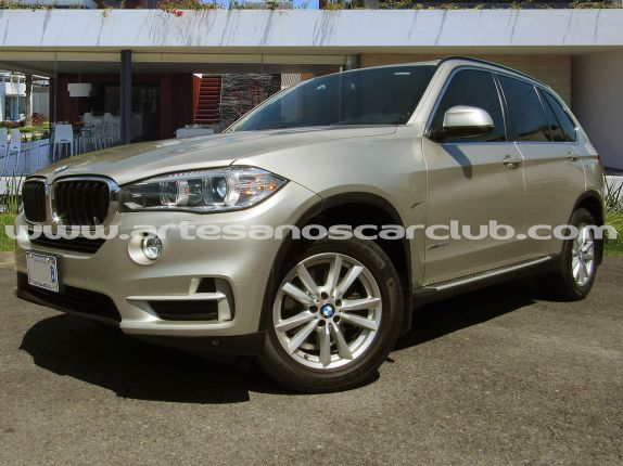 BMW X5 2.5d sDrive 2016